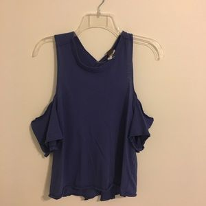 Free People Tops - Free people off the shoulder tank top